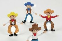 Bendable Characters! / Pose these bendable toys any way you like! Great Loot or party bag additions for any party theme.