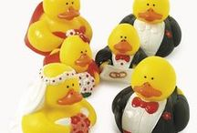 Rubber Duckies / Rubber ducky I love you! Collect them all!  For ducky party supplies check out all our rubber duckies!