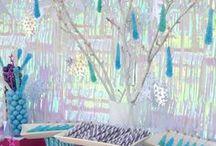 Caitlin 5 Birthday / Ideas for Frozen themed birthday party