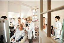 Make up Schule / Einblicke in die Visagistenschule Sabine Overbeck