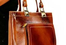 Classic Tan Collection by Haute Kloset / Premium Vintage Leather Collection  Designed for those heading to the top.