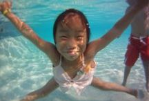Charleston County Waterparks / Charleston County's three waterparks--Whirlin' Waters, Splash Zone, and Splash Island--are the hottest spots in town during the summer months, each offering a fun and refreshing adventure for swimmers of all ages.