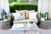 Outdoor Sanctuary / Home
