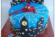 party spiderman and heroes / qui troverete suggerimenti per gli eroi di tutti grandi e piccini