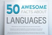 Language. Be Bilingual! / Earning a BA degree? Here are some tips & tricks to learning a new language!