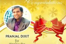 New Year Gift Winners / Video Review Making and gifting consultation