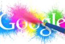Doodle di Google / Le creazioni Google per festeggiare gli eventi storici e non. / by Mattia Grasselli