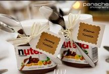 nutella party / idee per un party in cui la crema più amata del mondo è la protagonista