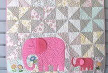Quilts for baby and children