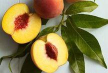 Recipes : Peaches / Peach Recipes