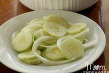 Recipes : Cucumber / Cucumber Recipes