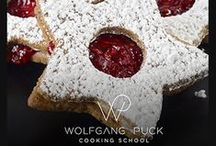 Holiday / From the Wolfgang Puck Cooking School