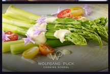 How Tos / From the Wolfgang Puck Cooking School