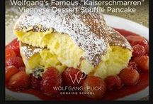 Desserts / From the Wolfgang Puck Cooking School