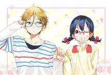 Manga character inspiration