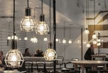 Lamps / Different lamp ideas for different spaces. Hope you get inspired by these.