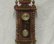 Clocks & watches. Kontora K / Часы: каминные, настенные, жильные, каретные