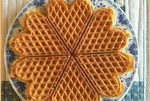 Waffle/ Vafler