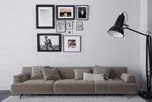 interiors: living rooms / by Meiyi Li