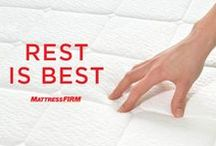 Mattress Shopping Guide / Everything you need to know when it comes to mattress buying.