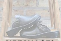 Why Naot? / Each Naot shoe is handmade with the finest and highest quality raw materials combined with superior standards of advanced design.  Come in close so we can whisper the secret behind the unparalleled comfort of Naot Footwear.  THE FOOTBEDS!!!