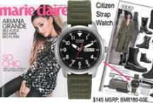 Citizen Editorial Features / Citizen print and online features in fashion, fitness and sport magazines plus consumer blogs and trade outlets.