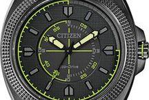 DRIVE from Citizen Eco-Drive / New from the Citizen Design Studios, a uniquely designed collection for the next generation of Citizen Eco-Drive consumers.