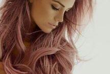 E D G Y H A I R / Colorful, creative hair.