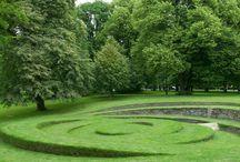 Zahrada, krajina, urbanspace