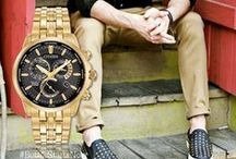 #CITIZENStyle / Citizen fits into any style for any occasion. Pair a Citizen watch with your outfit today!