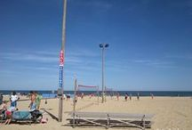 Beach Volleyball | Ocean City, MD / All about Beach Volleyball in Ocean City, MD - Images of games, tournaments, and a lot of just plain old fun!  #OCSports #ocmd