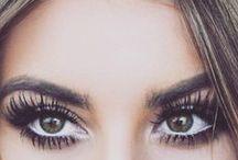 M A K E U P F O R M O I / Makeup for a girl with olive skin & green eyes.