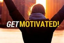 Motivation & Inspiration / Inspirations, Ideas, Quotes, Motivation and more!