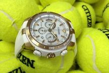 U.S. Tennis Open / Citizen is the official timekeeper of the US Open.  Check out watches, celebrities, our brand ambassador Vika Azarenka, employees and all the fun around the US Open!