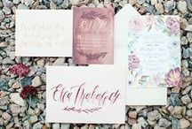 wedding & Other - paper goods