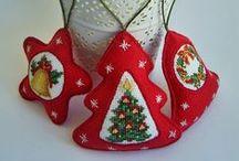 My works (Christmas decor)