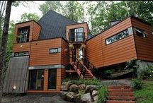M O V E O U T O F S T A T E / When Dillon and I build our house, i want to design our shipping container home custom!!!