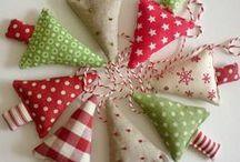 karácsony / adventi dekorációs ötletek