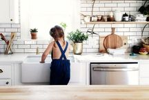 kitchen + dining. /