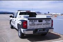 Tucson Airport Police Department / Photos of the airport's Police department