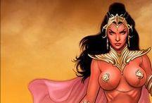 Dejah Thoris / Dejah Thoris Princess of mars