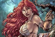 Red Sonja / Red Sonja comic