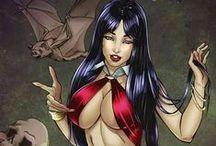 Vampirella / Vampirella comic