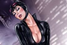 Catwoman / catwoman comic