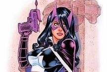 Huntress / Huntress comic