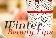 Warm Up Winter / How to keep your spirit, your home, and yourself warm, happy, and healthy this winter season.