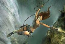 Lara Croft - Tomb Raider / Lara Croft - Tomb Raider comic
