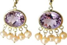 Vintage Earrings on Ruby Lane / Vintage earrings, dangles, chandeliers, posts, hoops - casual and elegant - from the shops of Ruby Lane and curated by the Shop Owners of Ruby Lane Group (SOORLG). #rubylane #vintage #vintagejewelry #earrings #ShopOwnersofRubyLaneGroup #SOORLG
