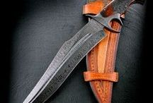 Blades & Weapons