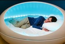 Low-Cost Luxuries / All things for a tech savvy sleeper.